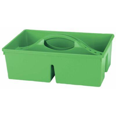 Tároló láda sokoldalú felhasználásra, zöld