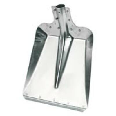Aluminium lapát élvédővel M 9, nyél nélkül