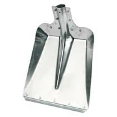 Alumínium lapát 7-es méret, nyél nélkül, 32 cm széles
