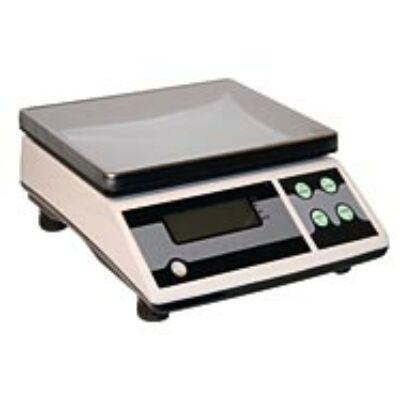 Digitális asztali mérleg 30 kg-ig