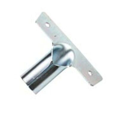 Nyéltartó fém, horganyzott, O 24 mm