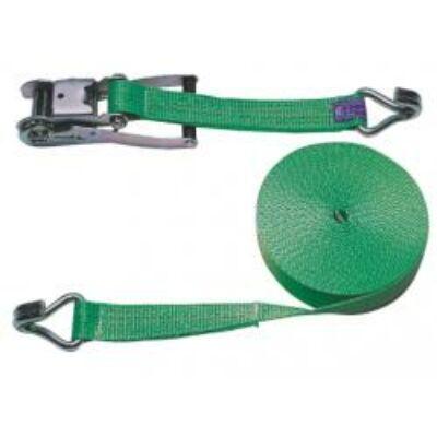Rakományrögzitő zöld 35mm / 6m;