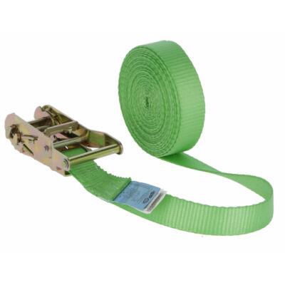 Racsnis spanifer 1 részes, zöld, 5 m