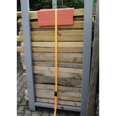 Élvédő sín, hossz 120 cm