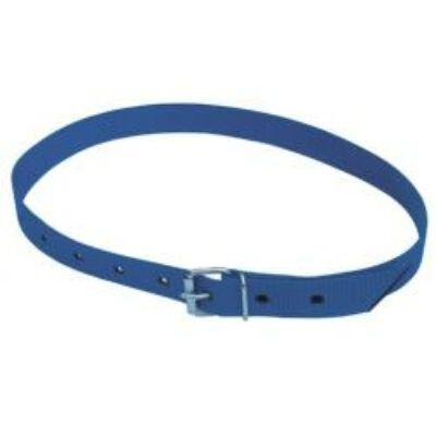 Szarvasmarha nyakcsat 135 cm, kék