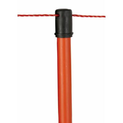 Tartalék karó 27254-es hálóhoz, 108 cm, kétcsúcsú, narancs színű