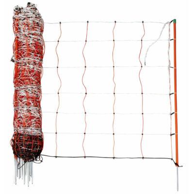 TopLine Net juhháló 90 cm, egy heggyel, narancs színű, 50 m,