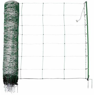 TopLine Plus Net 90 cm, egy heggyel, 50 m, zöld színű