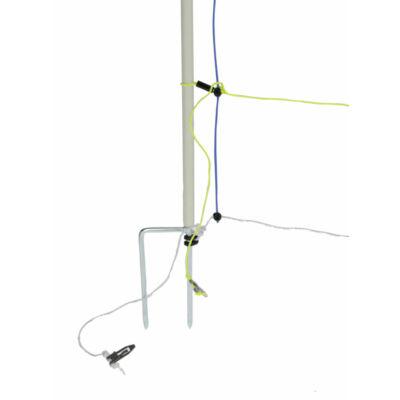 Pótkaró TitanPro Net és TitanLight Net juh hálókhoz, kettős csúcs