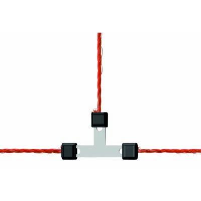 Vezeték T-összekötő Litzclip 5 db/cs