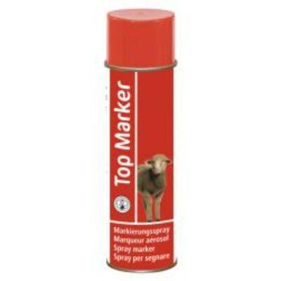 juhjelölő spray, 500 ml, vörös