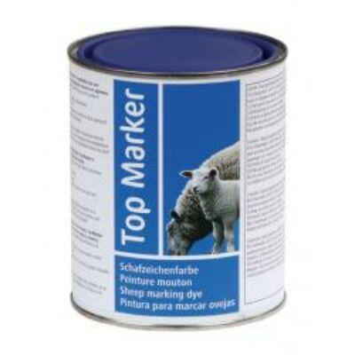 Juhjelölő festék 1 kg, kék