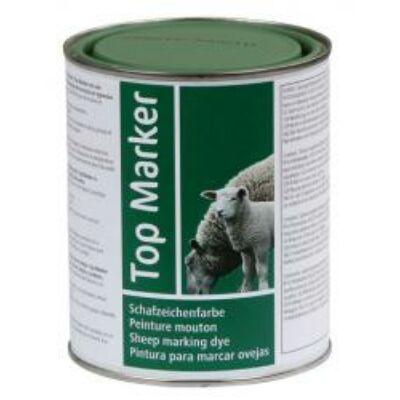 Juhjelölő festék 1 kg, zöld