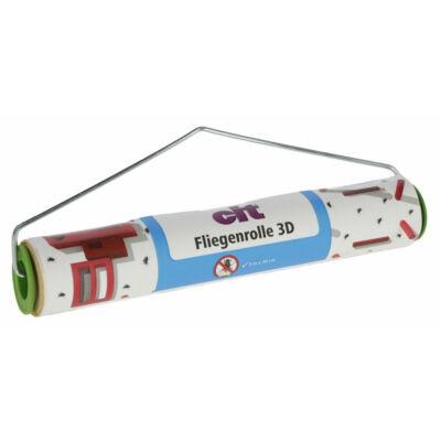 Légyirtó tekercs Cit 3 D, 9m hossz, szélesség 30 cm