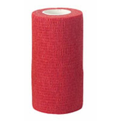 Equilastic bandázs,piros, 5 cm