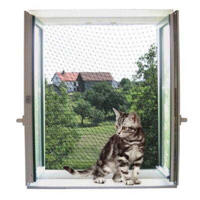 védőháló cicának