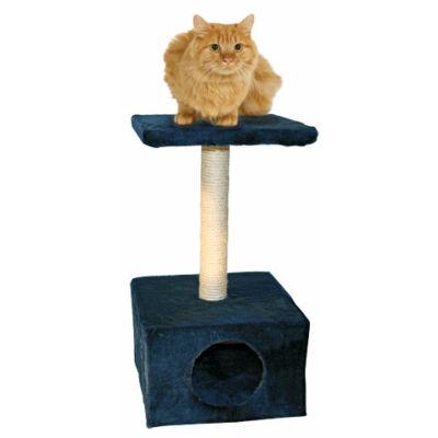 macska karmoló, sötétkék színben