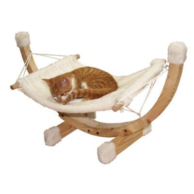 macska  függőágy,