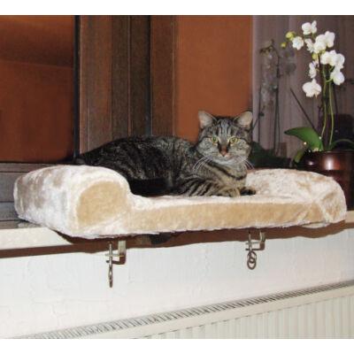 macska fekvőhely
