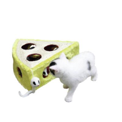 játék  macskának