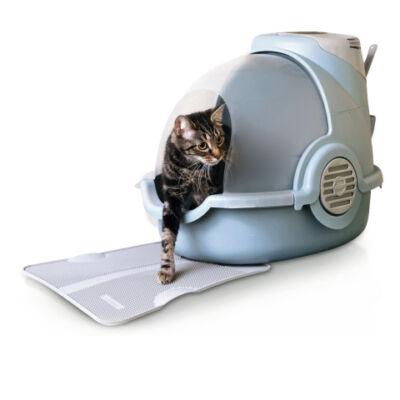 Antibakteriális belépő szőnyeg a cica toalettekhez