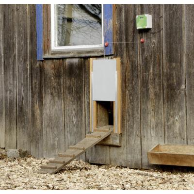 Automata ajtó kisállatoknak