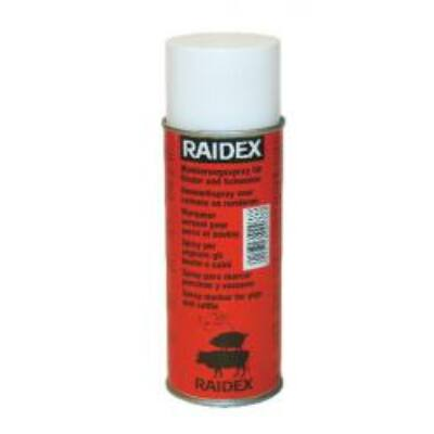 Állatjelző spray 400ml/piros Raidex