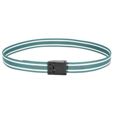 Szarvasmarha nyakcsat zöld/fehér 130 cm