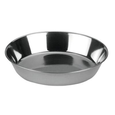 Etetőedény, fém, 13 cm, 300 ml